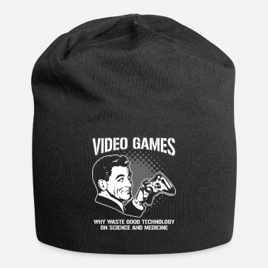 Video Gaming VIDEO GAMES - Beanie