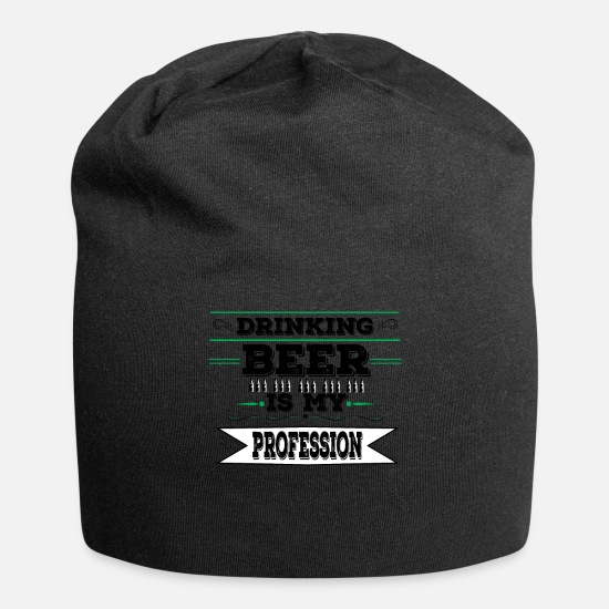 Pitcher Caps - Drinking - Beanie black
