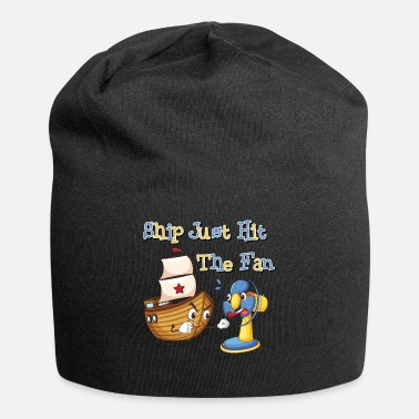 Idiom Funny Idiom Comic Kids - Beanie