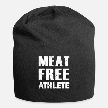 Meat Meat Free Athlete Vegan - Beanie