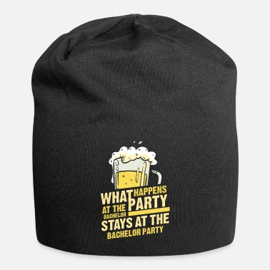 Bachelor beer Bride Groom Marriage Gift - Beanie
