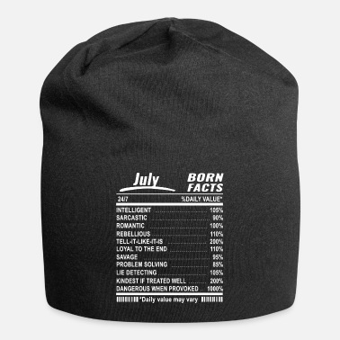 Norway july born facts norway t shirts - Beanie