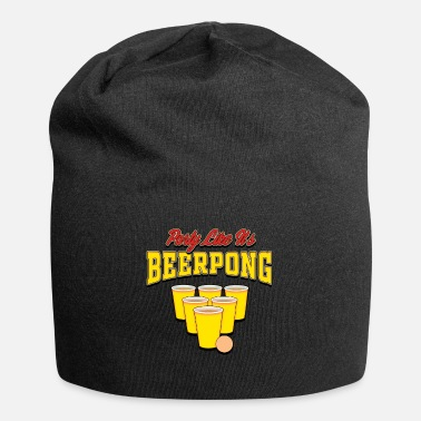 Beerpong | Beer pong | Party - Beanie