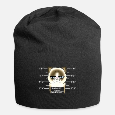 Cathedral bad cat 102530 police dpt police - Beanie