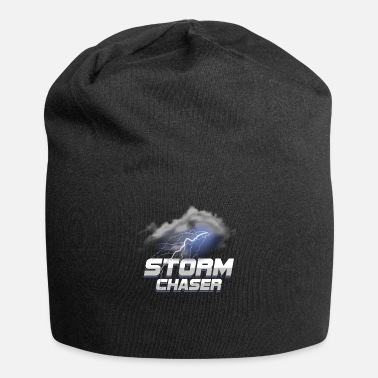 Weather Geographical Storm Chasing Weather Condition Gift - Beanie