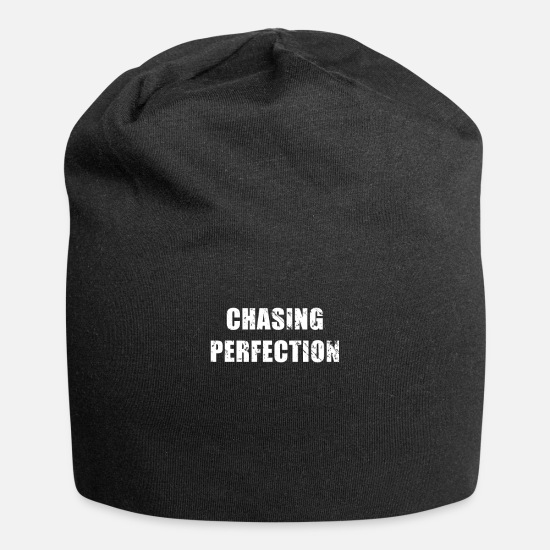 Chasing Perfection Caps - Chasing Perfection - Beanie black