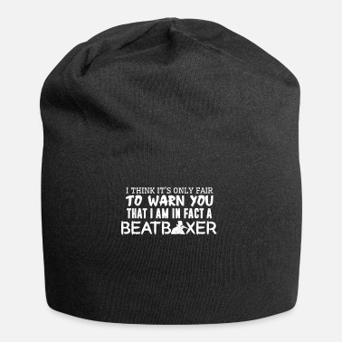 Beatbox Beatboxer Warning Funny Beatboxing - Beanie