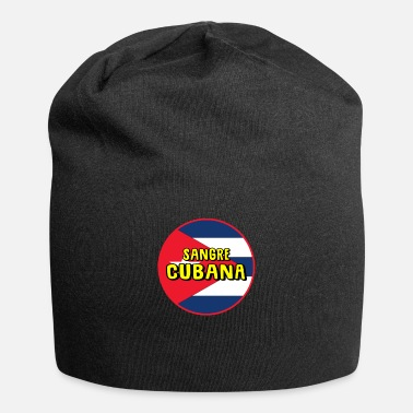 Cuban Roots Design Cool Cuban Flag. Sangre Cubana. Proud Cuban Roots - Beanie