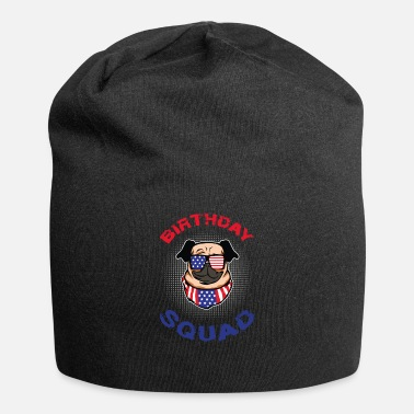 Birthday Birthday Children's birthday Birthday Squad - Beanie