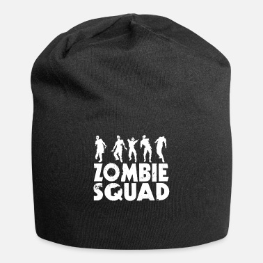Funny Zombie Quote Zombie Squad Halloween Funny Quote Gift Zombies - Beanie