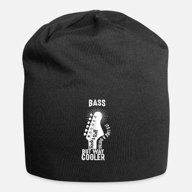 Basslines Bass Guitar Cool - Beanie