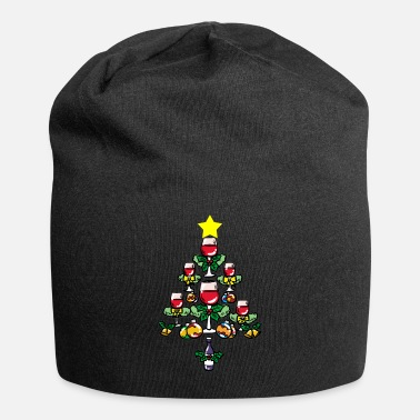 Tree WINE CHRISTMAS TREE - Beanie
