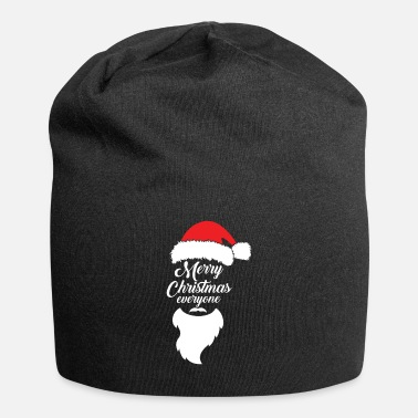 Merry Christmas Everyone Present for xmas Santa - Beanie