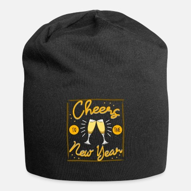 New Years Day Cheers To The New Year - Beanie