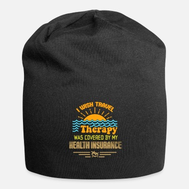 Travel Bug Traveling Travel Bug quote world travel backpacker - Beanie