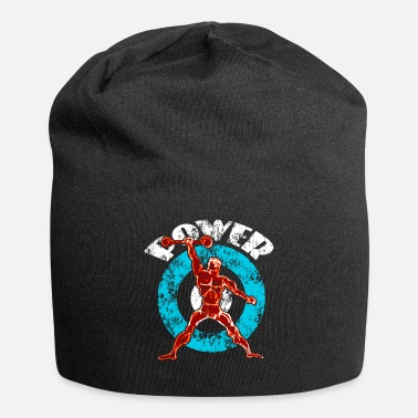 Fitness Gym Fitness Center Weight Training Design a Perfec - Beanie