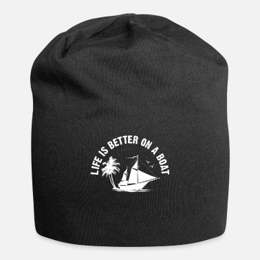 Sailboat Sailing ship - Beanie