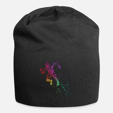 Sprinting Track and Field Sprint - Beanie