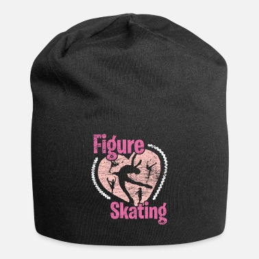 Hobby Figure Skating Heart - Beanie