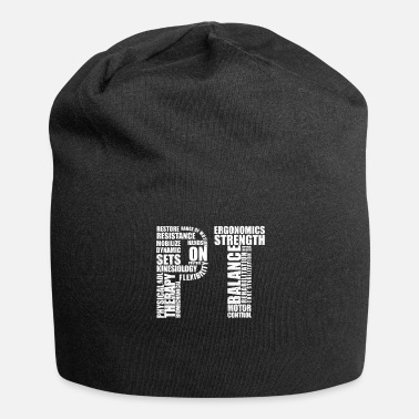 Finger PT Physical Therapist - Beanie