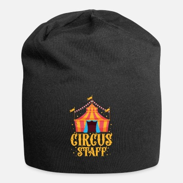 Beard Circus Staff Birthday Themed - Beanie