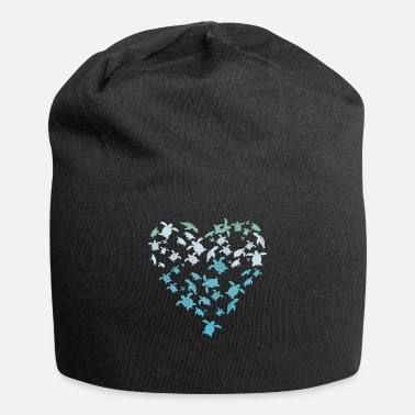 Demo turtle heart - Beanie