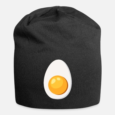 Snack Egg Food Pun - Beanie