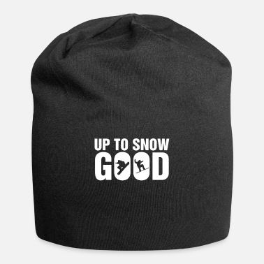 Snowboard Funny Snowboarding Gift I Snowboard Snowboarder - Beanie