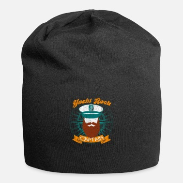 Yacht Yacht Rock Captain - Party Boat Drinking Apparel - Beanie