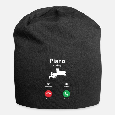 Play Playing Piano Pianist Gift Sweet - Beanie
