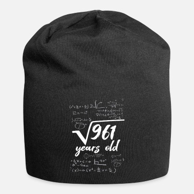 Square Square Root 961 = 31 Years Old - Birthday - Beanie