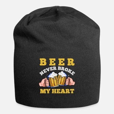 Two Beer Never Broke My Heart - Beer - Beanie