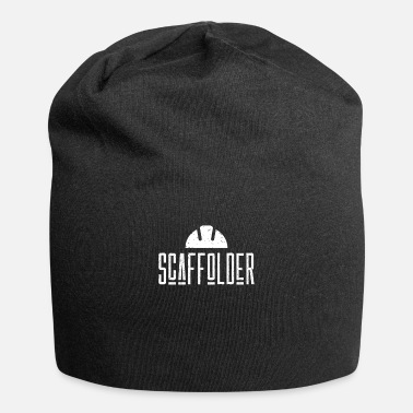 Job Scaffold Builder House Building Scaffolder Team - Beanie