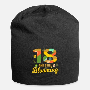 Old 18th Birthday Gift Idea - Beanie