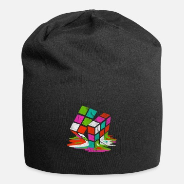 Cube Puzzle it Out - Beanie