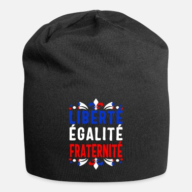 Fraternity Liberty Equality Fraternity French Bastille day - Beanie