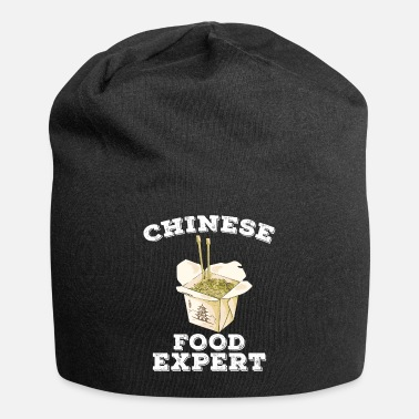 Humor Chinese Food Expert Asian Noodle Lover - Beanie