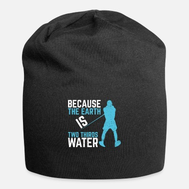Water Water Ski Skiing Waterski Gift - Beanie