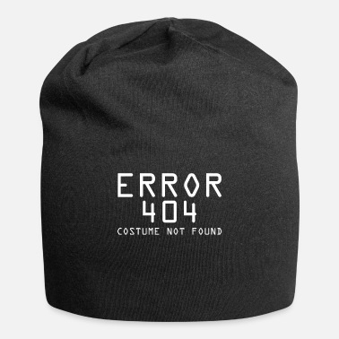 Computer Science Error 404 Computer Science Student T-Shirt - Beanie