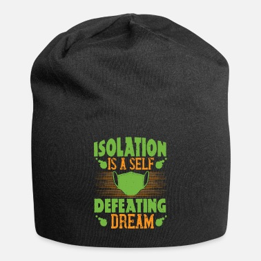 Virus Isolation is a self defeating dream corona virus - Beanie