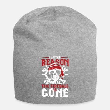 Fireball Whiskey The Reason why Fireball is gone | retro vintage - Beanie