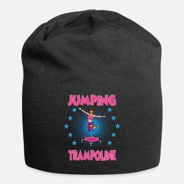 Jumpstyle Jumping Trampoline Jumpstyle jumping sport - Beanie