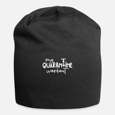 Paper Quarantine My Quarantine Workout - Beanie