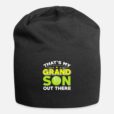 Yell Tennis - That's My Grandson Out There - Beanie