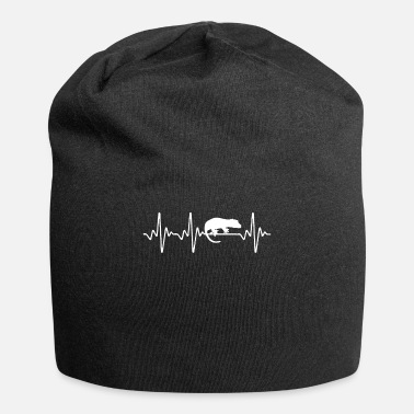 Animal Welfare Crested Gecko Heartbeat - Beanie