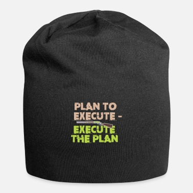 Antler Plan to execute - execute the plan - Beanie