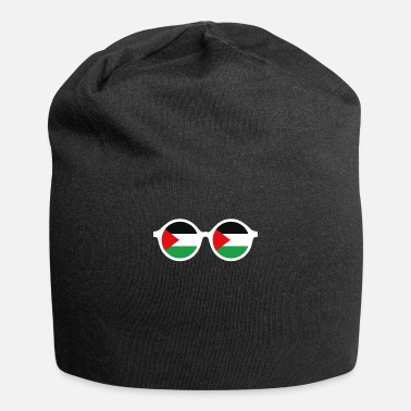 Freedom Palestine Flag Goggles - Funny Middle East Poster - Beanie