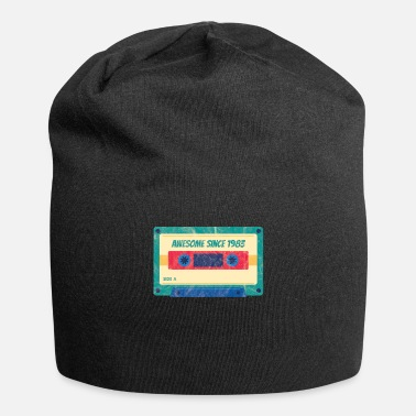 Idea 37 th Birthday Celebration Gift Awesome Since - Beanie