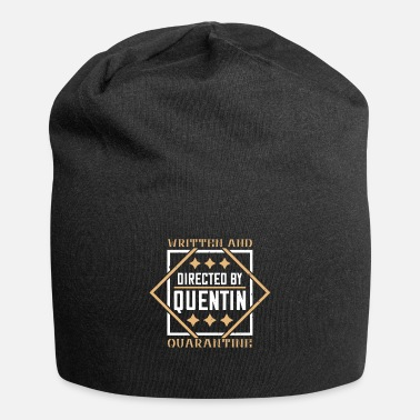 China Written And Directed By Quentin Quarantine - D3 - Beanie