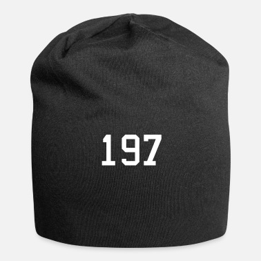 Nineties 197 Retro Number - Beanie